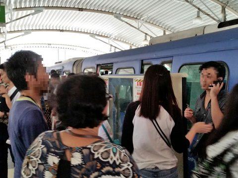 KLモノレールのブキッビンタン駅