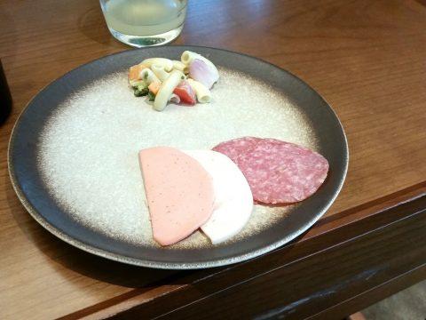 バンコク・キャセイパシフィックラウンジの食事メニュー