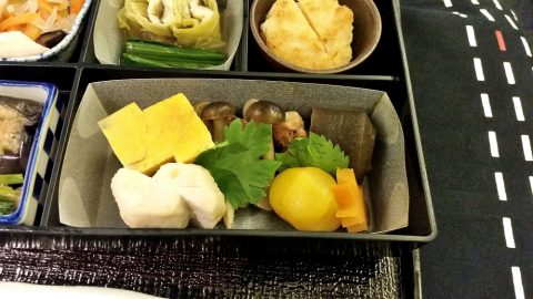 jal-businessclass-和食の前菜