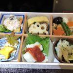 黒木シェフの和食が美味い!JALビジネスクラス機内食2017秋メニュー