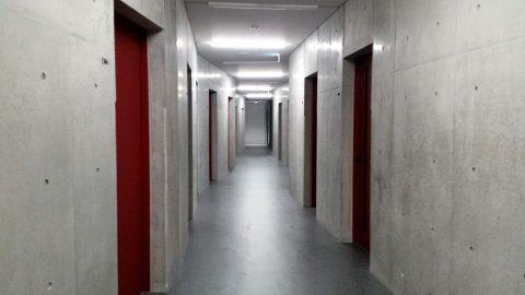武蔵野音楽大学江古田新キャンパス練習室
