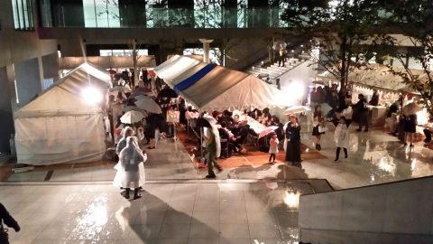 武蔵野音楽大学江古田新キャンパスの学園祭