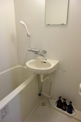 那覇ウエストインのバスルーム