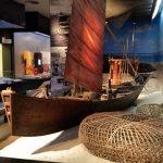 那覇で雨天の観光スポット《沖縄県立博物館・美術館》へ行ってみた!