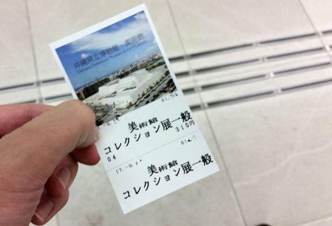 沖縄県立博物館・美術館チケット料金