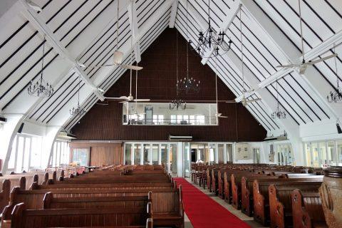 クアラルンプールSt.Mary's教会の多目的ホール