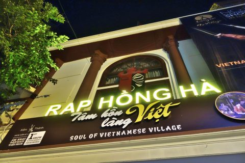 Hanoi-Vietnam-Tuong-Theater