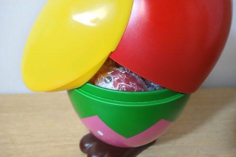 おもちゃのカンヅメ「キョロ缶」を開封
