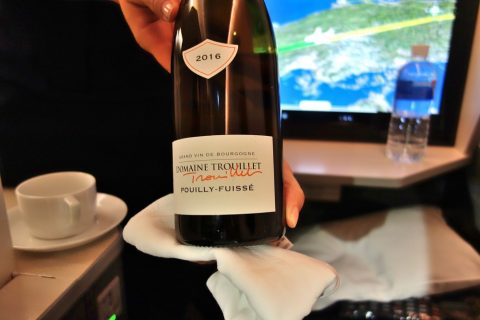 白ワインDomaine-Trouillet-Pouilly-Fuisse
