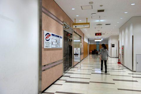 成田空港第2カードラウンジ