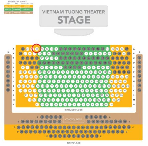 vietnam-tuong-theater座席表