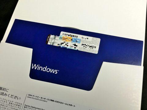 windows7正規品