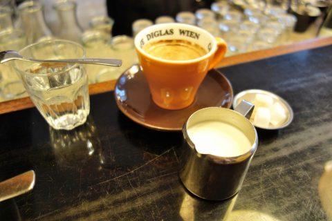 Cafe-Diglasのアメリカンコーヒー