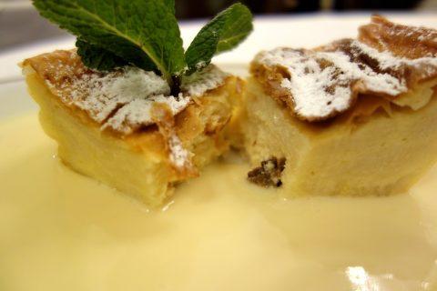 Cafe-Landtmannのケーキ