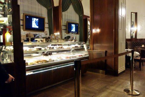 Cafe-Landtmannテイクアウトのケーキ