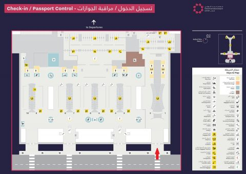 Hamad-International-Airport-Map
