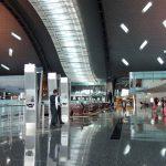 ドーハ・ハマド国際空港First & Businessチェックインを体験!