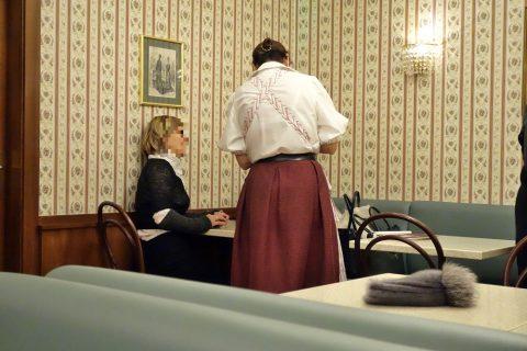 L-Heiner-Karntnerstrasse店員の衣装