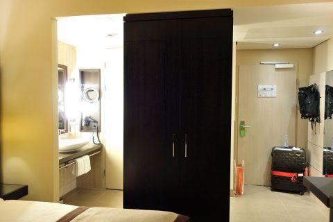 Lindner-Hotel-am-Belvedere部屋の間取り
