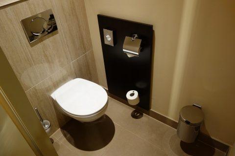 Lindner-Hotel-am-Belvedereトイレ