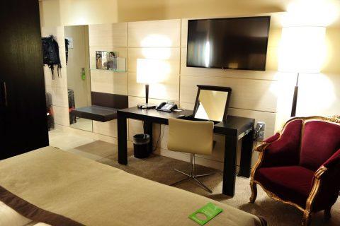 Lindner-Hotel-am-Belvedereビジネスクラスルーム