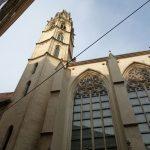 マリア・アム・ゲシュターデ教会‐ウィーン旧市街の歴史的な建築