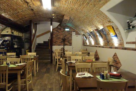 Palatschinkenkuchl地下