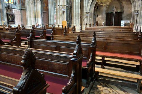 ヴォティーフ教会の座席