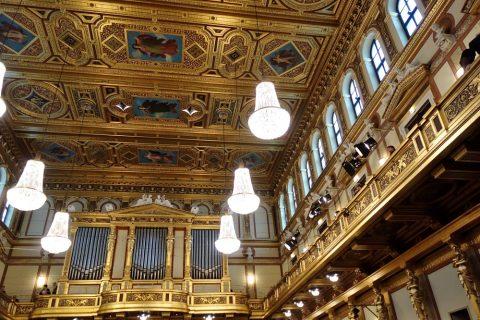 ウィーン楽友協会の音質