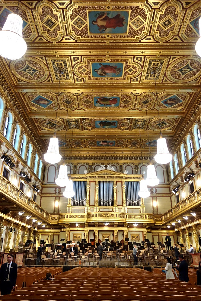 Wiener-Musikverein大ホール