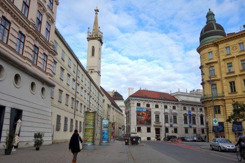 augustiner-kircheの外観