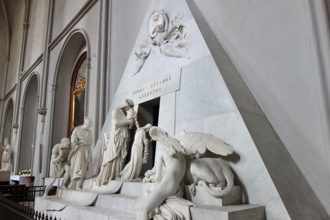 augustiner-kirche墓石