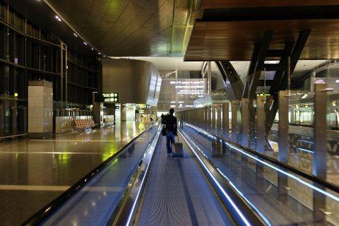 ドーハハマド空港Transit-Accommodation-Counter