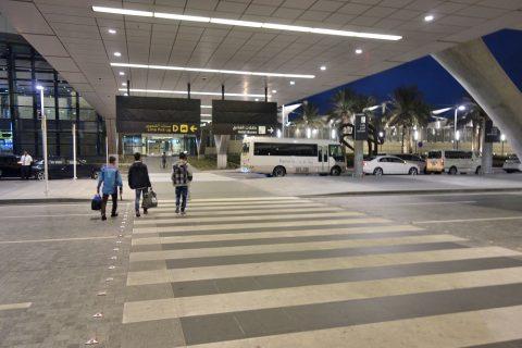 ハマド空港Hotel-Buses