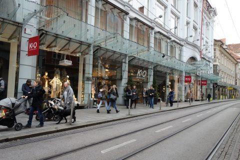 グラーツの観光都市