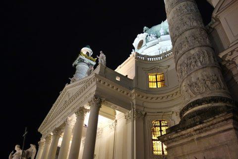 カールス教会ウィーン