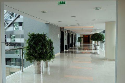 oryx-rotana-dohaエレベーターホール