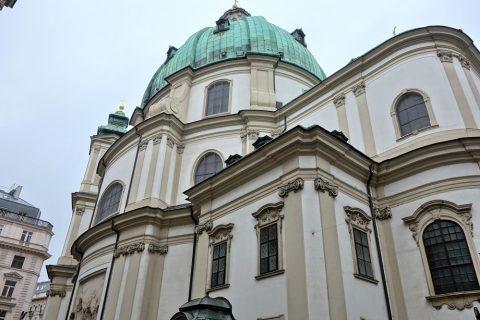 ウィーン「ペーター教会」