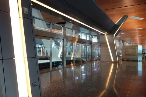 ドーハハマド国際空港モノレール