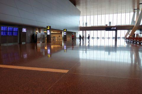 ドーハハマド国際空港ゲートE