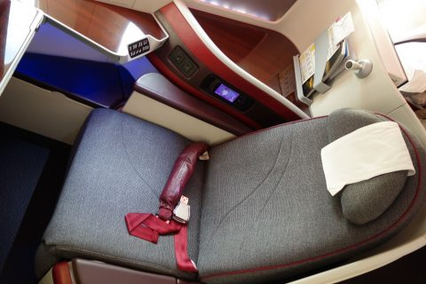qatarairways-787-8-businessclassヘリボーンシート