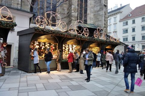 vienna-christmas-marketの屋台