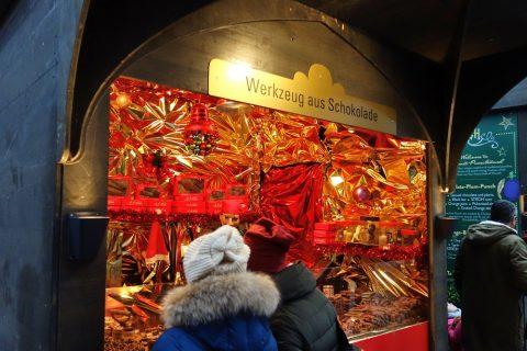vienna-christmas-marketチョコレートの店