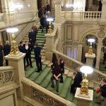 ウィーン《国立オペラ座》開演前の過ごし方‐Barのサンドイッチが美味!