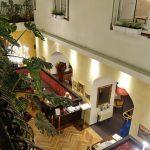 グラーツCafé Erzherzog Johann/ホテル内にある雰囲気の良いカフェ