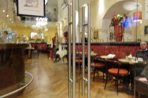 Cafe-Erzherzog-Johann入口