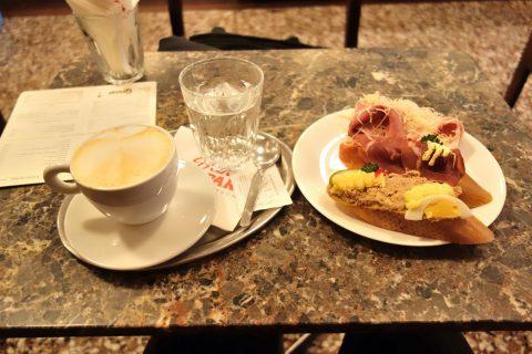 Delikatessen-Frankowitschでランチ