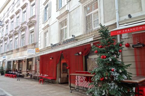 Delikatessen-Frankowitschのクリスマス
