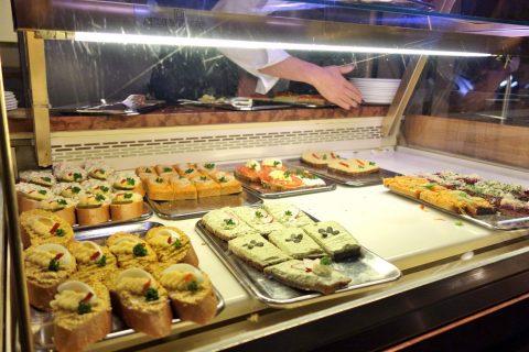 Delikatessen-Frankowitschのサンドイッチ