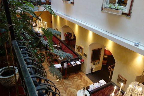 Erzherzog-Johann-Palais-Hotelのカフェ
